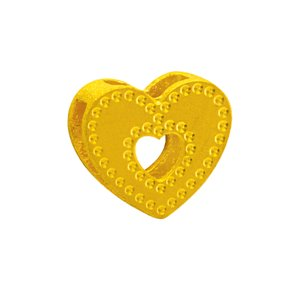 3D 999 PURE GOLD SECRET CODE CHARM