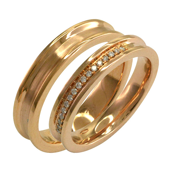 Wedding Band Wah Chan Gold Jewellery