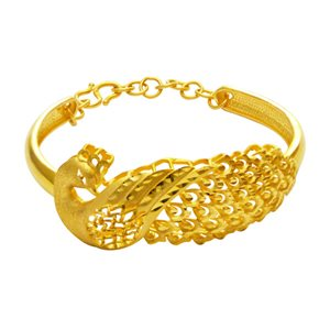 DRAGON & PHOENIX BANGLE 龙凤呈祥手镯